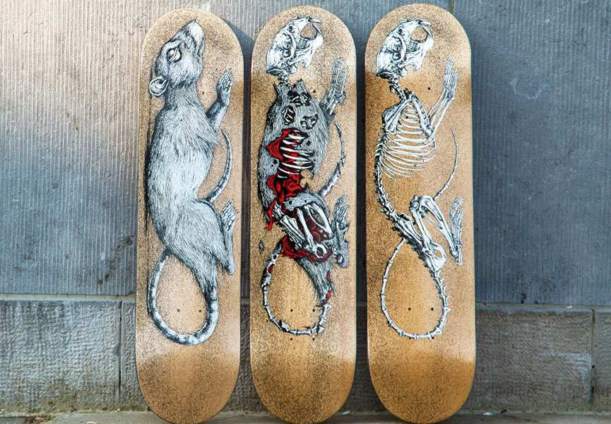 best street art decks