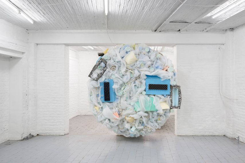 Rachel Koolen and Zinaïda Tchelidze, it's not another world at Brussels Gallery Weekend 2019