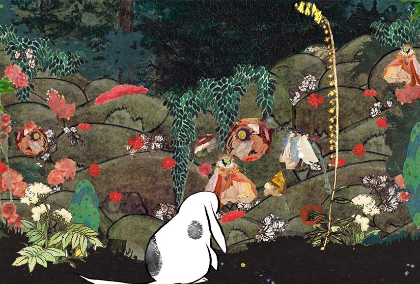 narrative scenes interpreted in many ways