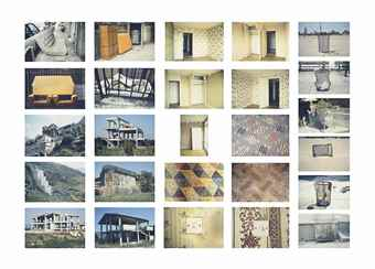 Rachel Whiteread-Furniture, Constructions, Rooms, Door, Floors, Light Switches, Bins-1998