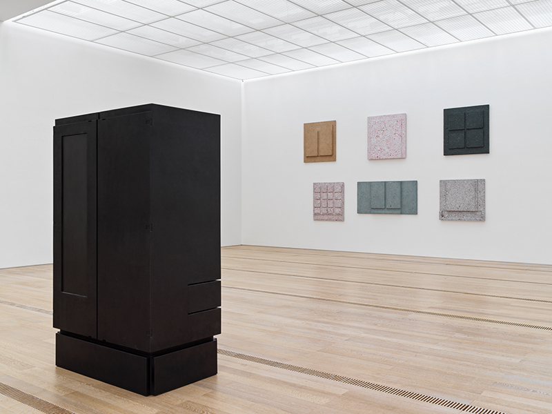 Rachel Whiteread, Installation view Fondation Beyeler 2019