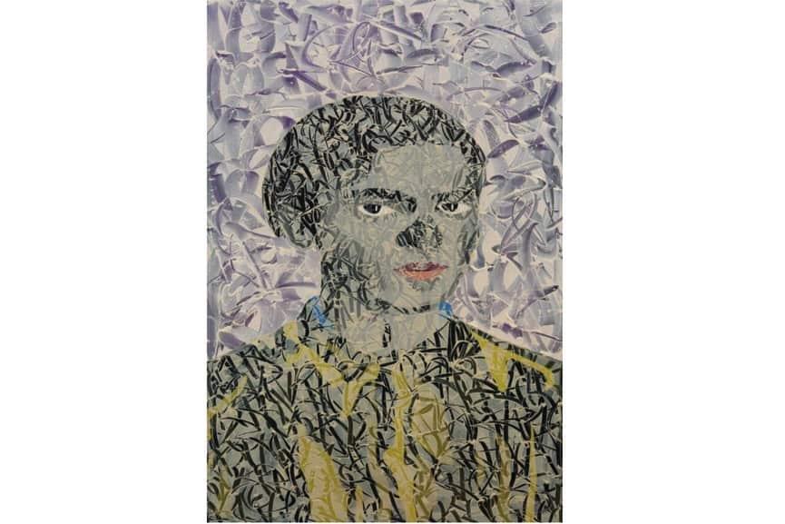 Rafael Sliks - Memorias a Frida, 2018