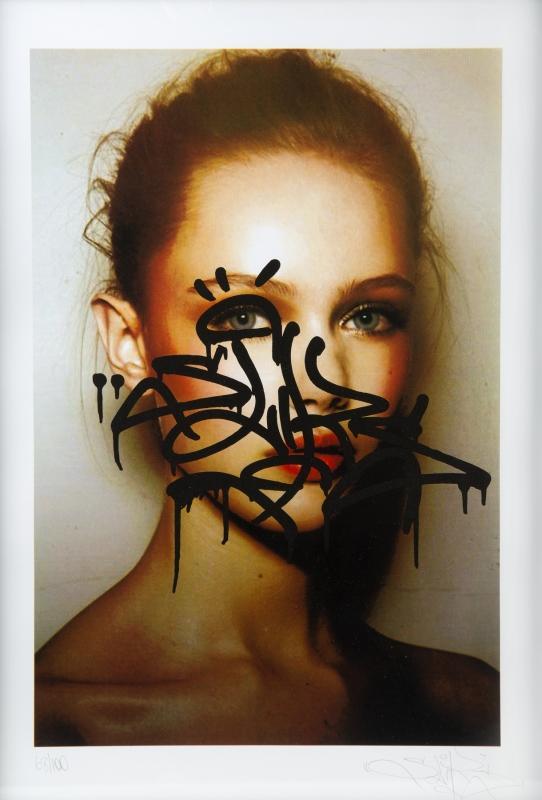 Rafael Sliks-The Girl-