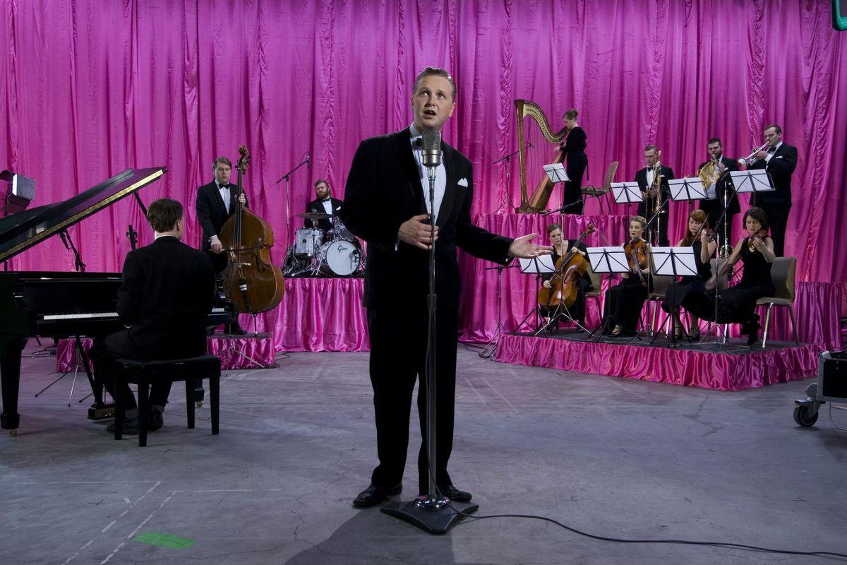 Ragnar Kjartansson - God, 2007