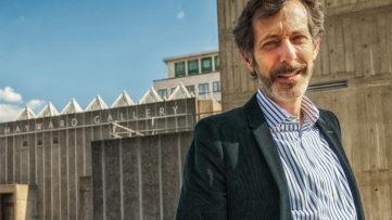 Ralph Rugoff Curator Venice Biennale 2019 © Mark Atkin