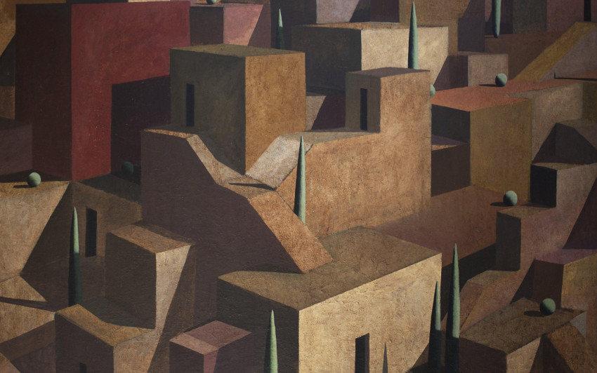 Ramon Enrich - Lav (detail), 2014