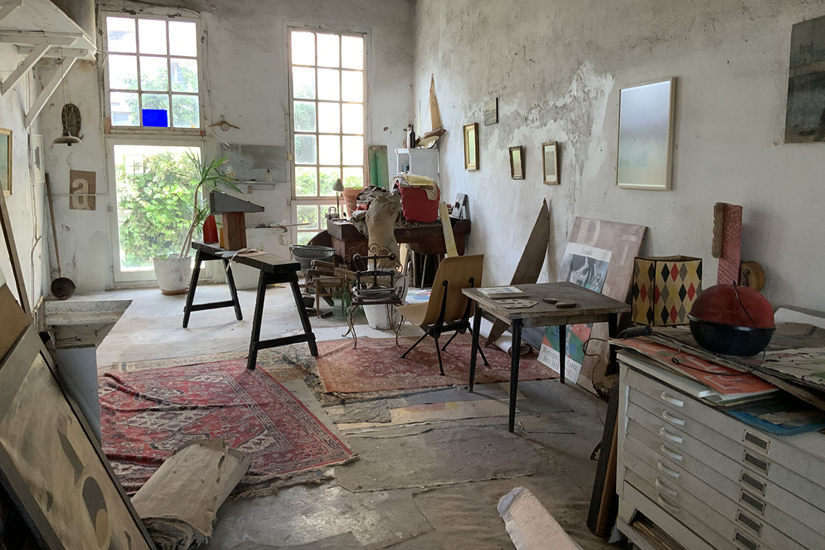 Ramon Enrich Studio View