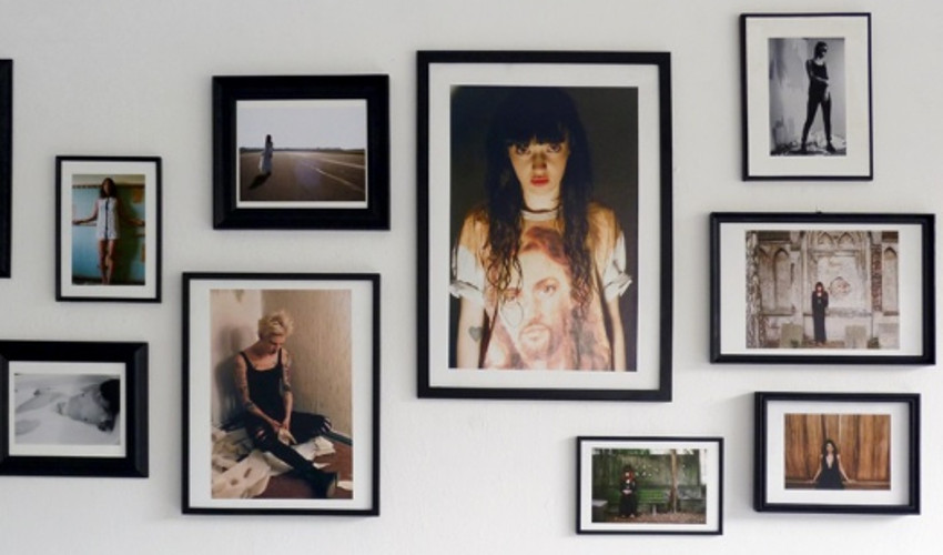 Raphael Grischa - She Photography, 2012 - installation view