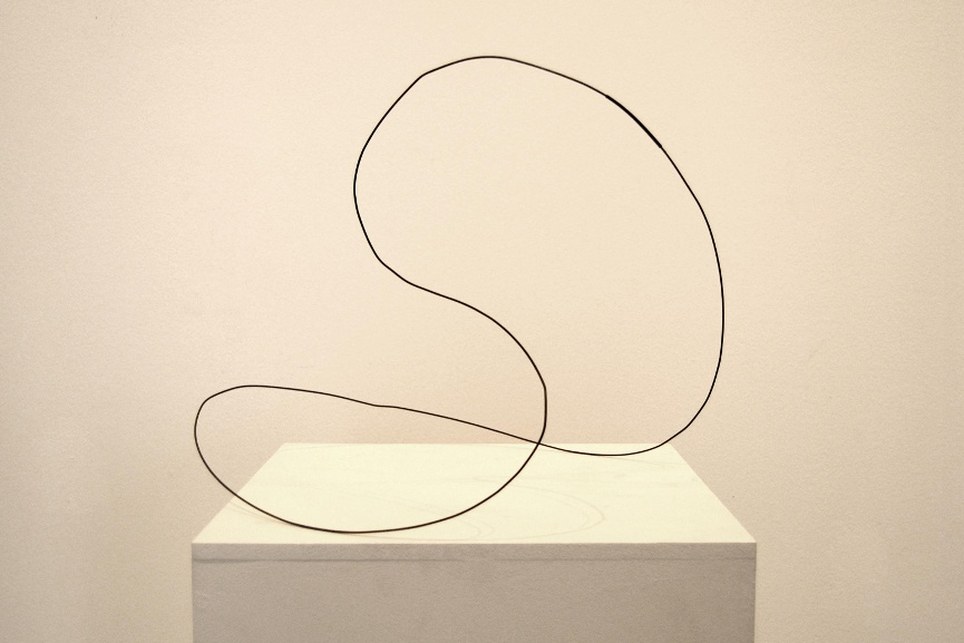 My First Sculpture, variation 1, 1959