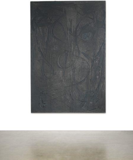 Rashid Johnson-Cosmic Slop 'Pollution'-2011