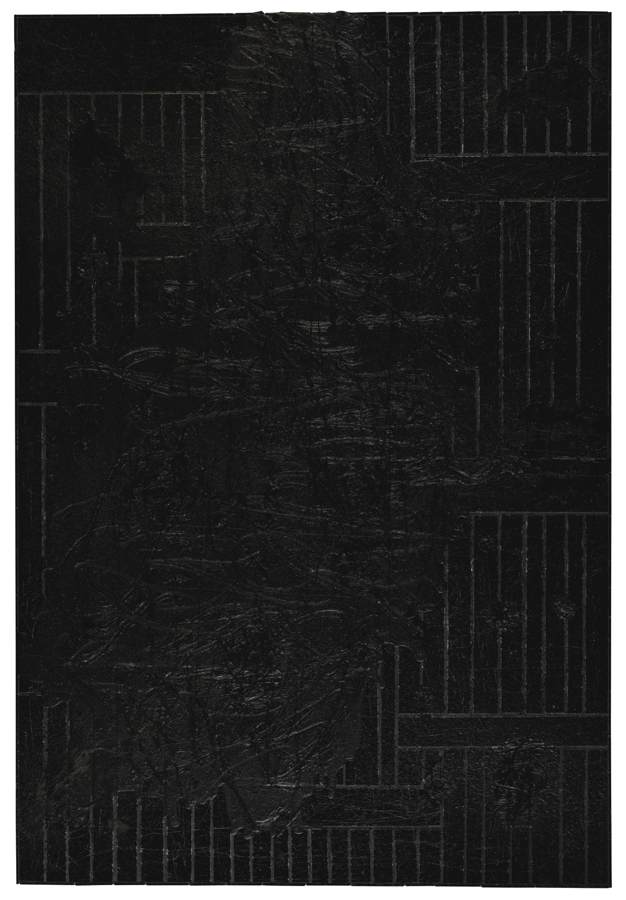 Rashid Johnson-To The Left-2012