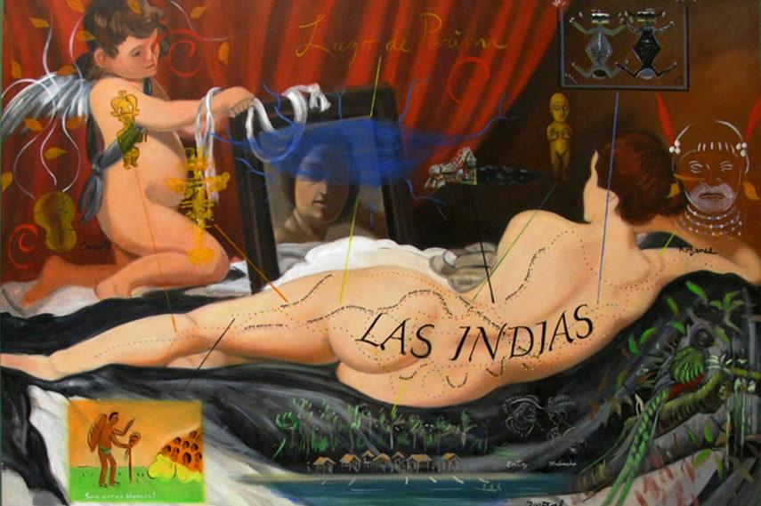 Raul Guerrero - Las Indias, 2006