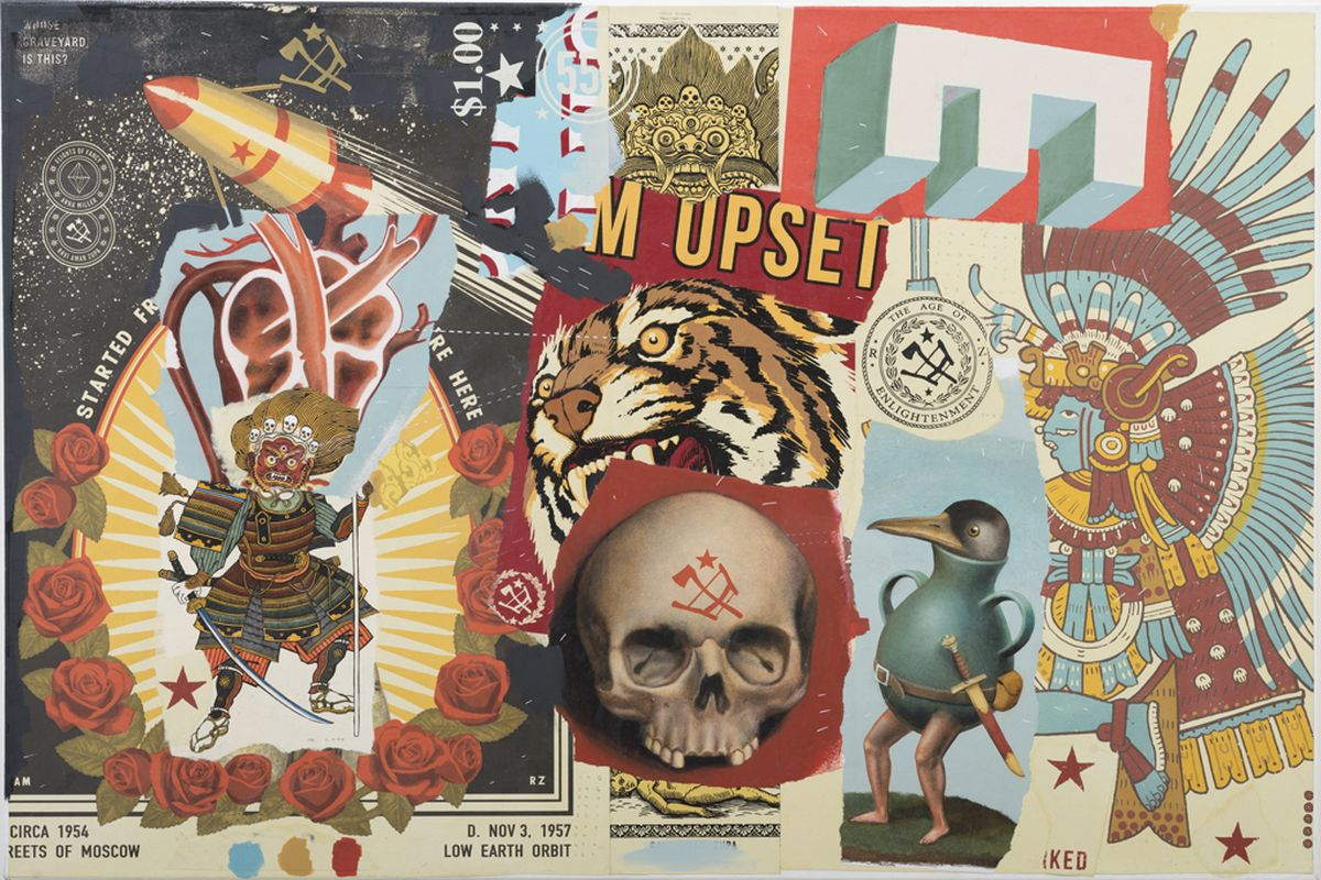 Ravi Zupa - Before The Law, 2019