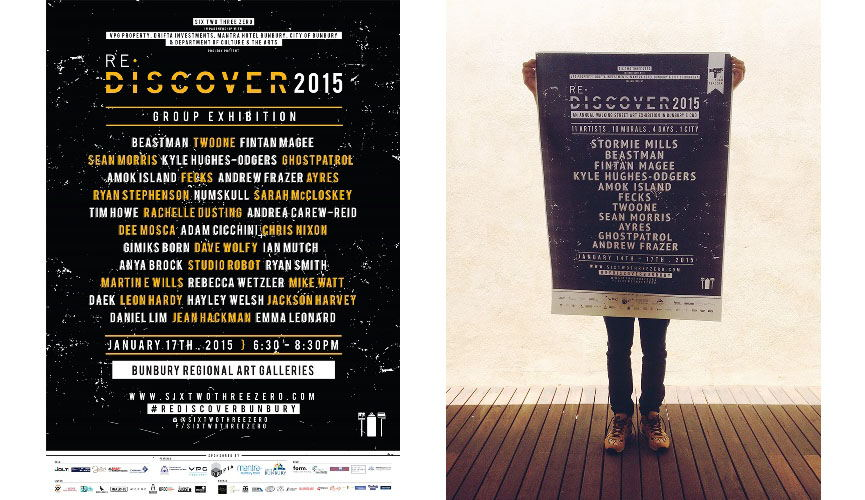Re.Discover Bunbury 2015