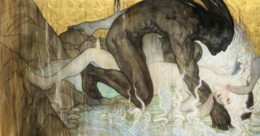 Rebecca Leveille Guay - The Moth, 2015