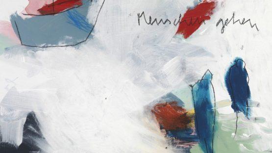 Rebecca Raue - Menschen Gehen, 2014, detail