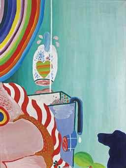 Reinier Lucassen-Pin-up & Dog-1966