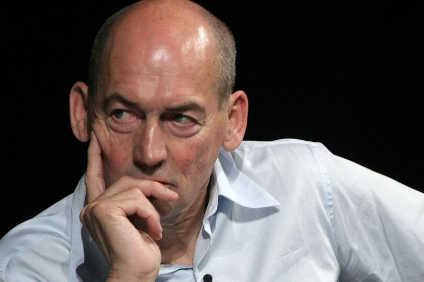 Rem Koolhaas is one of the most famous architects today whose work is respected throughout the world