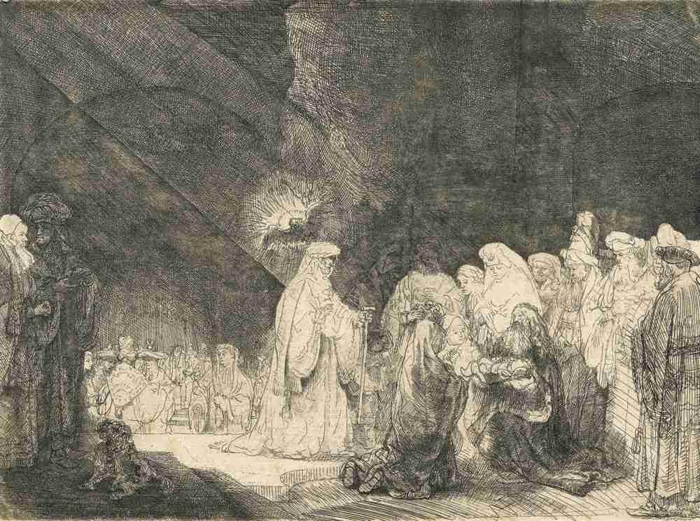 Rembrandt van Rijn-A Collection Of Prints-
