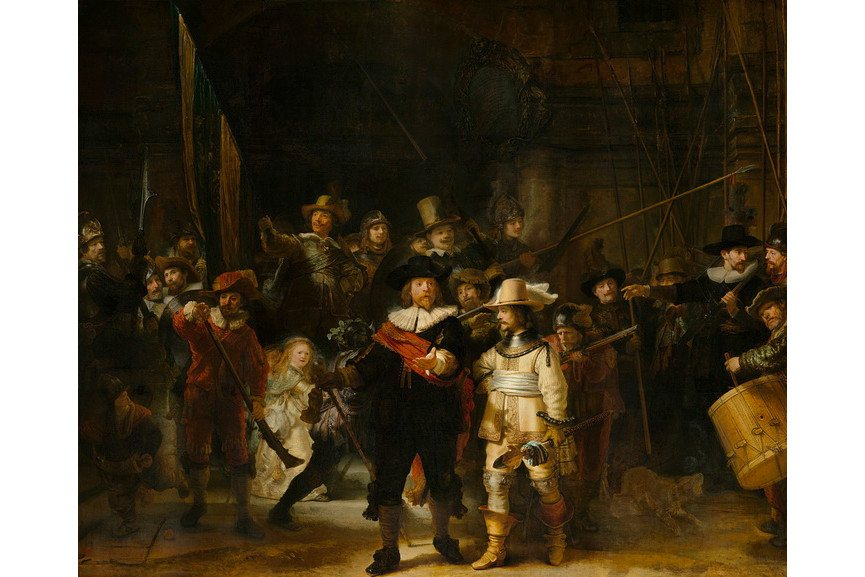 Rembrandt van Rijn - Night Watch