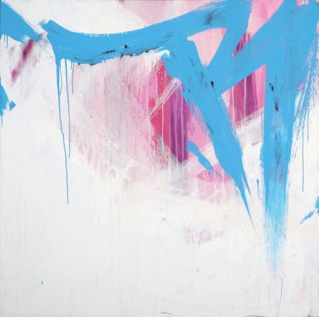 Remi Rough - Killed Or Be Killed, 2008 (137 x 137 cm)