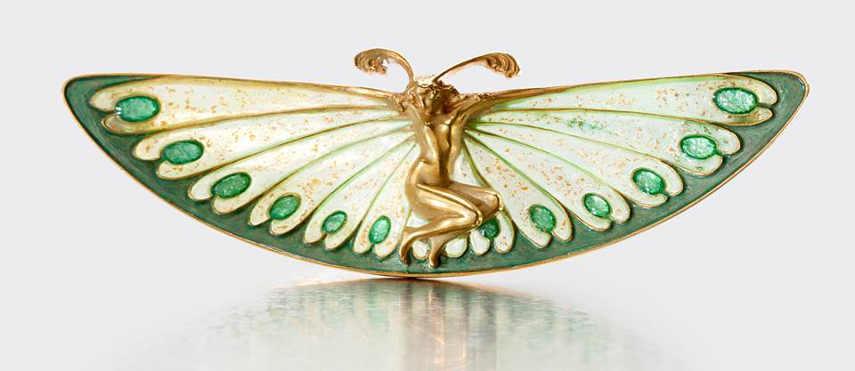 Marjan Sterk Antique Jewellery