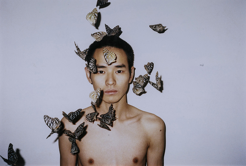 Ren Hang - Untitled, 2014