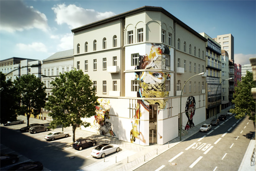 the urban nation museum for urban contemporary art to open in berlin widewalls. Black Bedroom Furniture Sets. Home Design Ideas