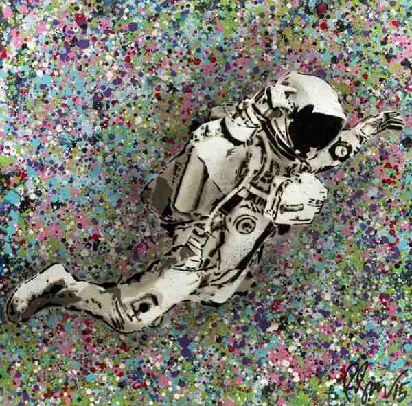 Rene Gagnon-Falling Through Oblivion-2015