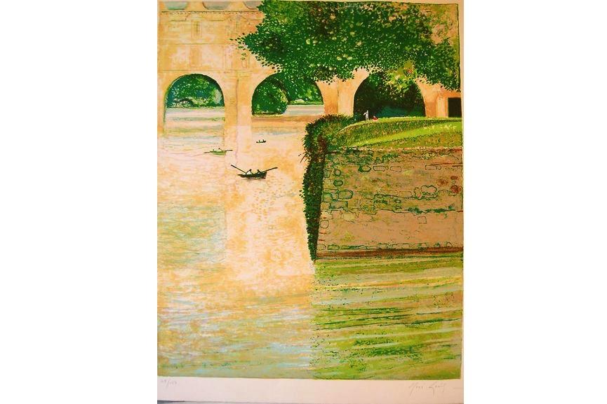 Rene Genis - Untitled (Landscape)