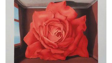 Rene Magritte - Le Tombeau des Lutteurs