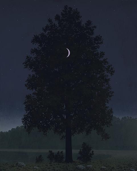 Rene Magritte - Le seize septembre