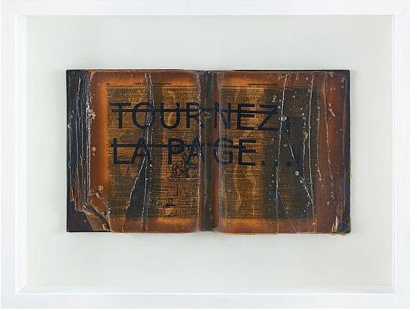 Rero-Sans Titre (Tournez La Page...)-2011
