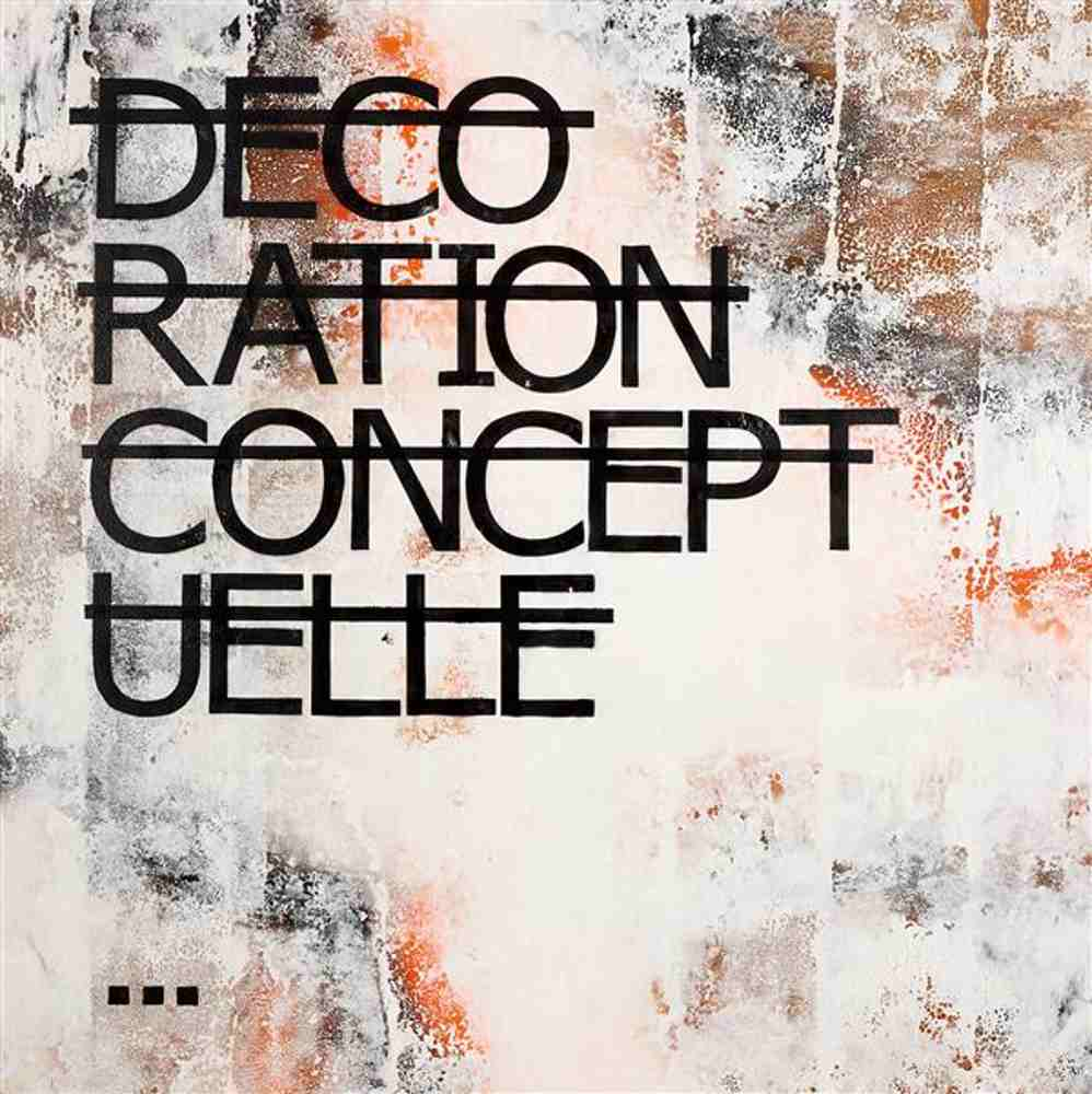 Rero-Untitled (Decoration conceptuelle)-2012