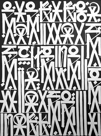 Retna-Everybody's Always Looking for Something-2012