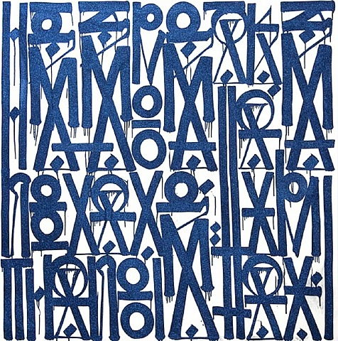 Retna-He Speaks His Own Language Type Thing-2013