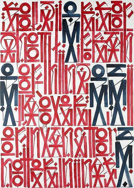 Retna-Soldiers is Another Frame of Mind-2013