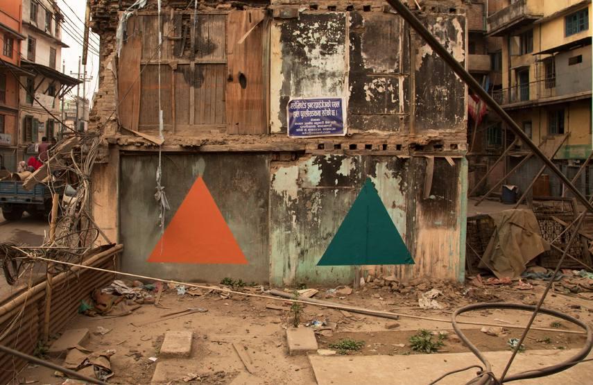 Ricardo TEN Colombo - Welcome to my Home - Kathmandu, Nepal, 2016 - 1