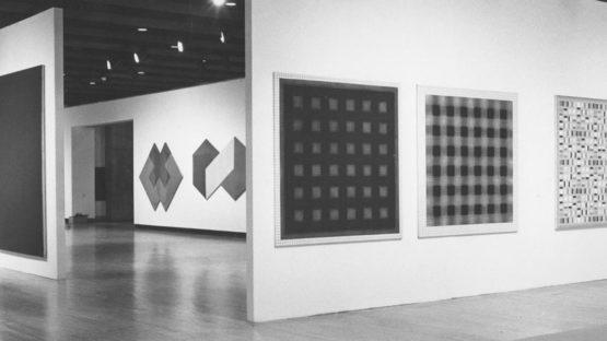 Richard Allen - Hayward exhibition, 1974