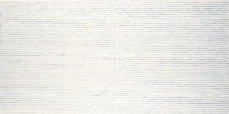 Richard Allen-White Painting XXX-1996