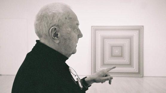 Richard Anuszkiewicz at Loretta Howard Gallery
