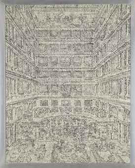 Richard Artschwager-Palace Hotel-1974
