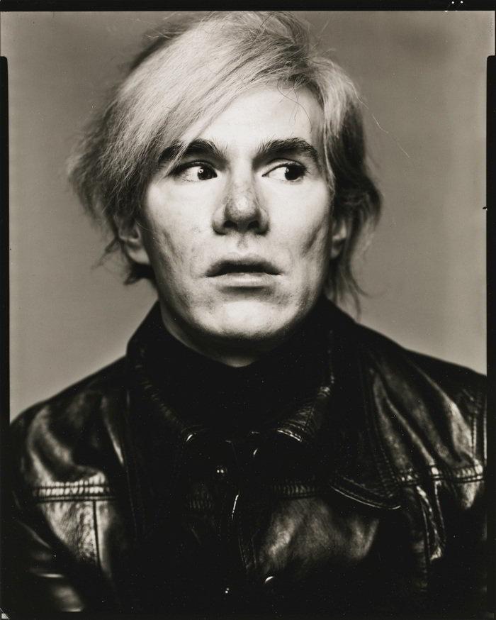 Richard Avedon-Andy Warhol, Portraits (New York 2002)-1969