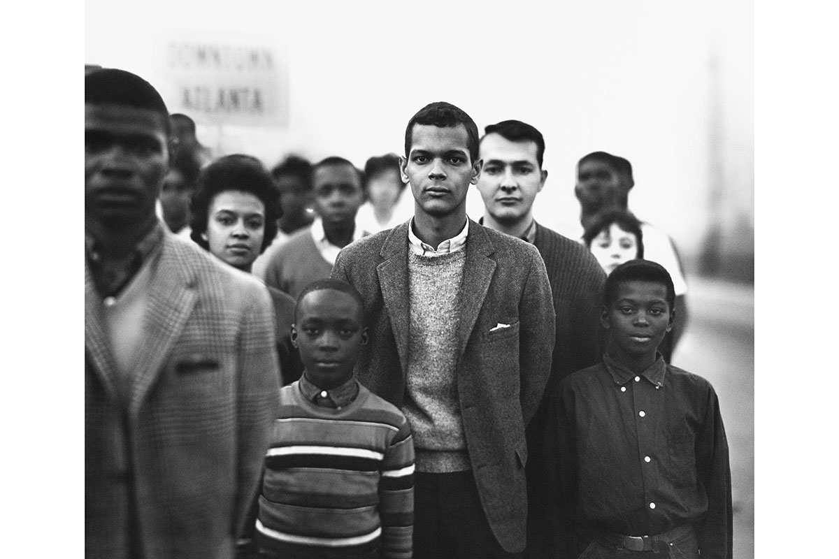 Members of the Student Nonviolent Coordinating Committee Atlanta, Georgia, March 1963