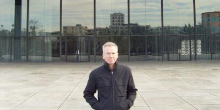 Richard Caldicott, The Neue Nationalgalerie, Berlin