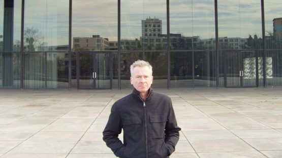 Richard Caldicott, The Neue Nationalgalerie, Berlin