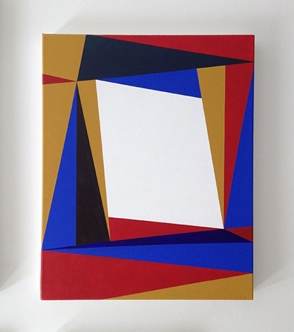Richard Caldicott - Untitled 1 at 886 Geary Gallery, 2015