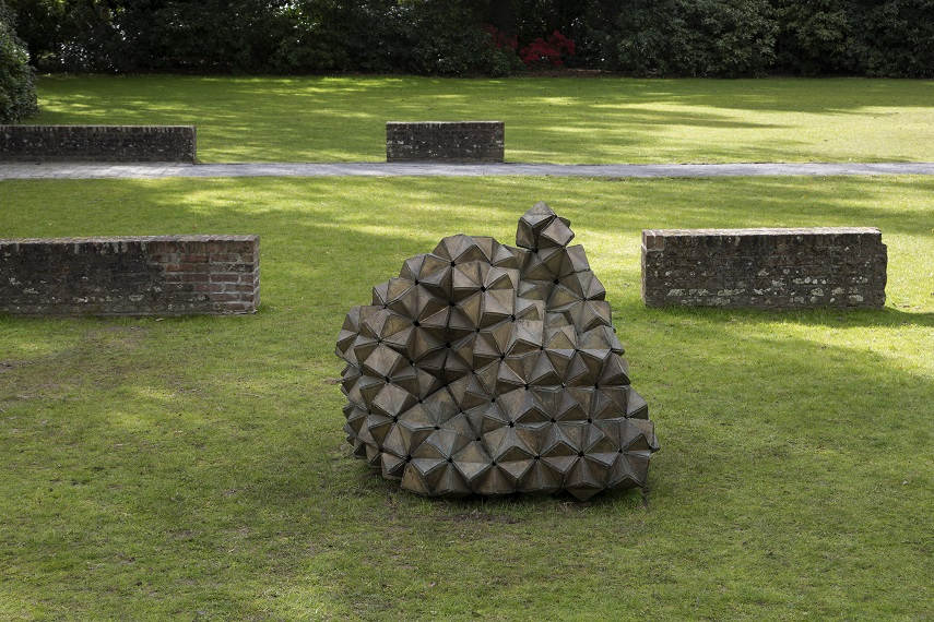 Richard Deacon - Bronze Skin, 2002