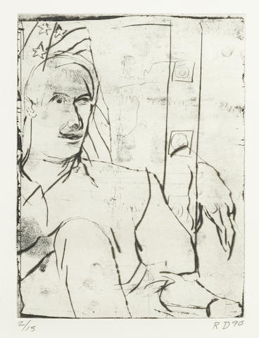 Richard Diebenkorn-C.J.D.-1990
