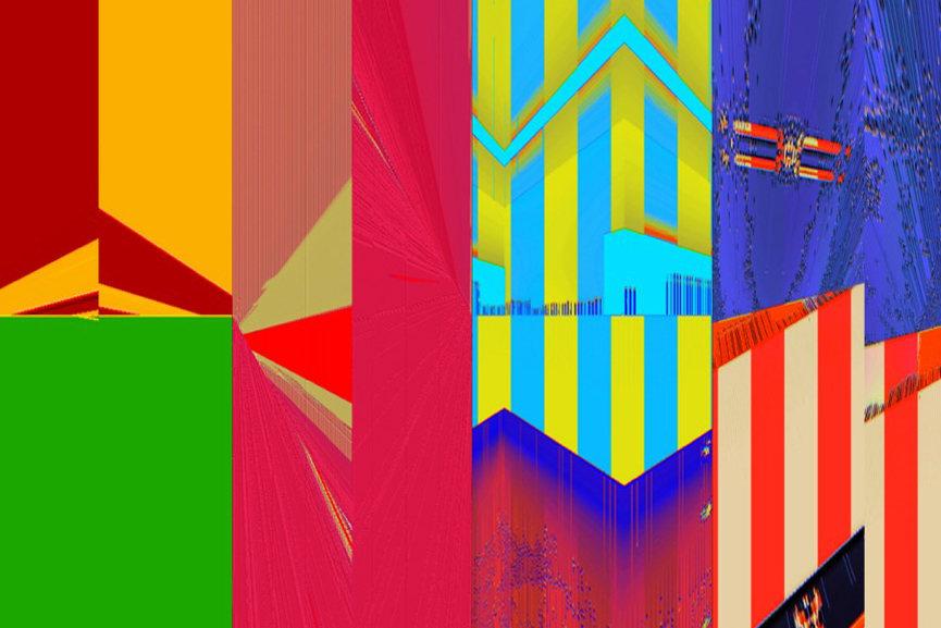 Richard Garet exhibition, Galerie Burster